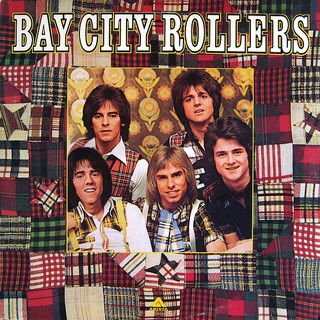 Bay City Rollers... my very first album!
