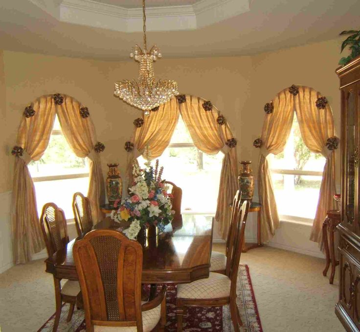 21 best images about Window Treatments for Arched Windows on ...