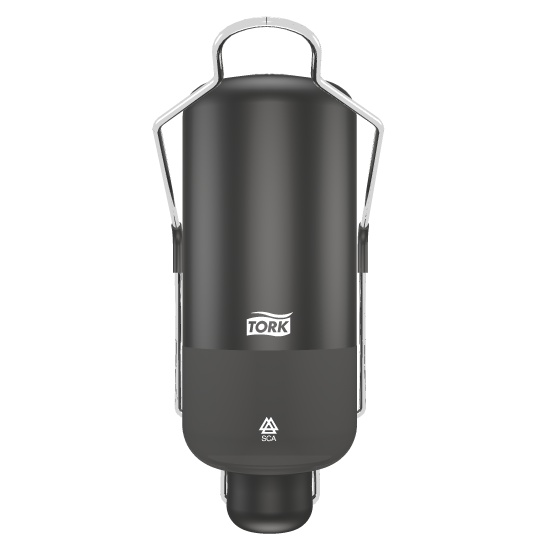 Tork Dispenser Soap Liquid Arm lever (S1) Black  Article number:   560108