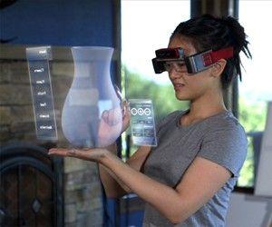 META SpaceGlasses - Wearable Computer #WearableTech