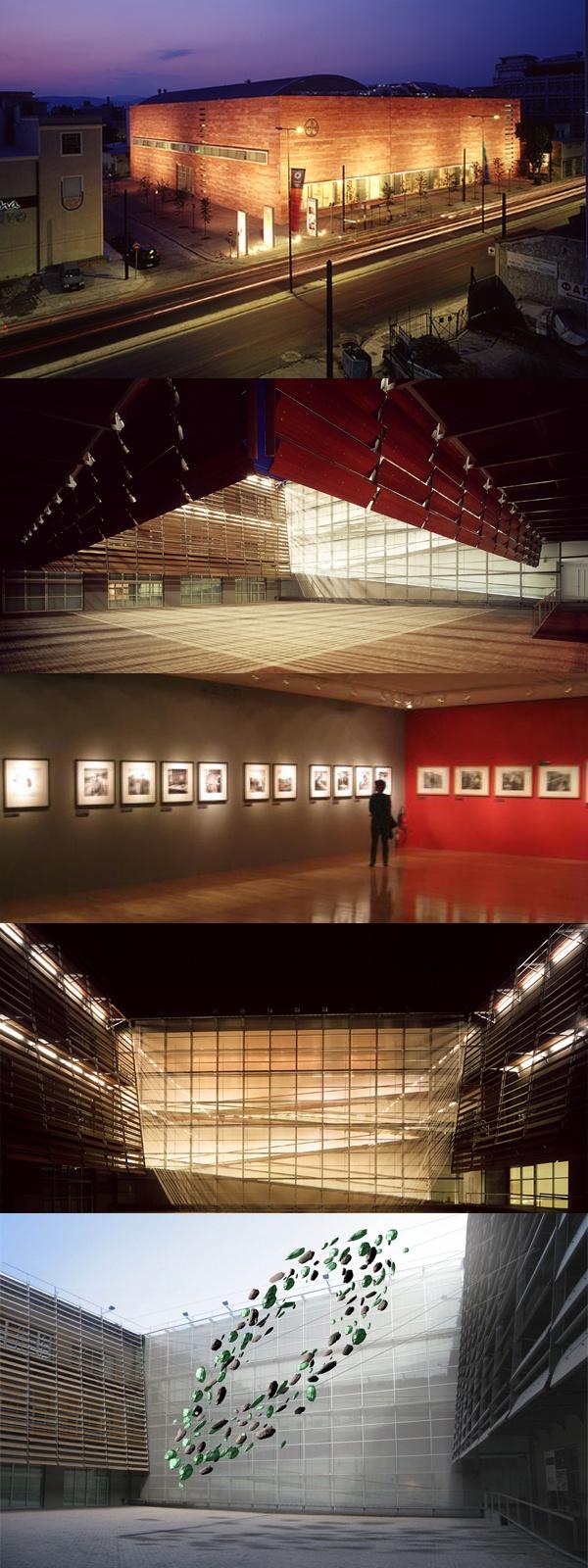 New Benaki Museum at 138 Pireos Street, Athens