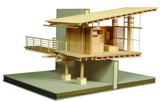 Murcutt Studio | UW Department of Architecture