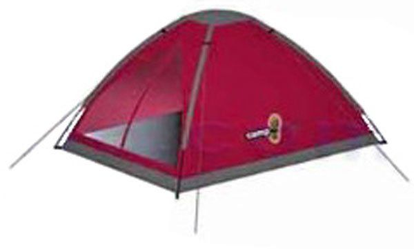 2-Persoons koepeltent (rood)