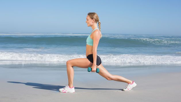 Zbogom celulitu: Najbolje vježbe za predivne noge i stražnjicu — Ultrafit by Renata Sopek