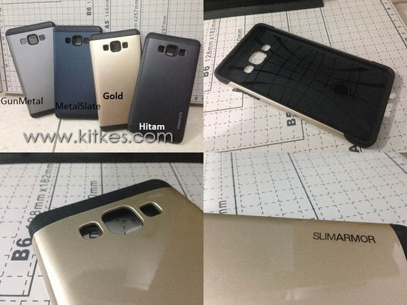 Slim Armor Case Double Layer Samsung Galaxy A5 - Rp 110.000 - kitkes.com