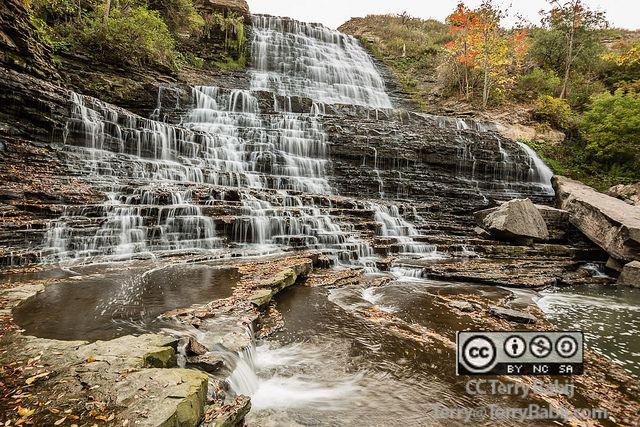 Albion Falls, East Hamilton Mountain