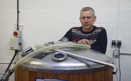 An interview with Steve Pickthall of Out There Brewing Co. #beer #brewing #craftbeer