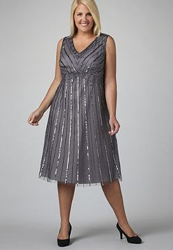 dress, plus size