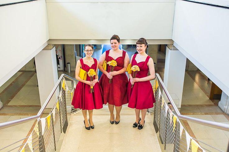 Wedding Dress For   Southampton : Lindy bop bridesmaids southampton art gallery vintage