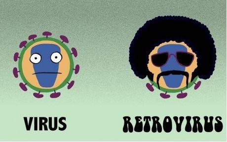 retrovirus :)