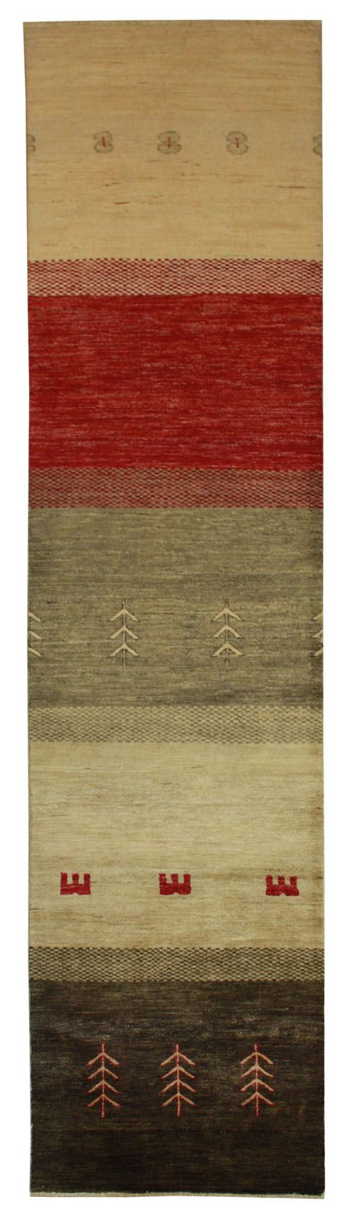 Cod. 10589 Modcar 319x80 tappeto pakistano, modern rug