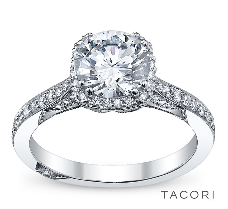 Inspirational Cushion Cut Settings