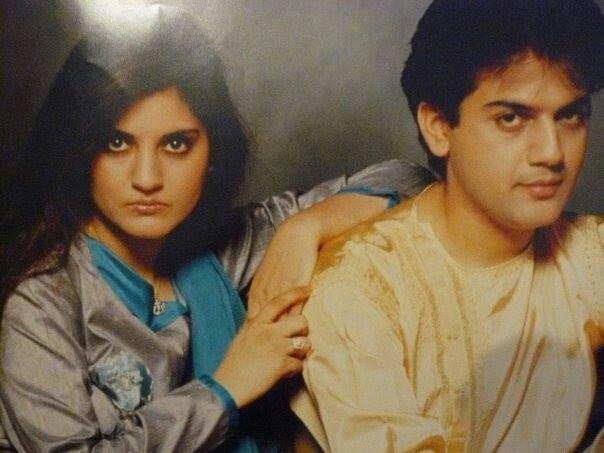 Nazia Hassan & Zohab Hassan