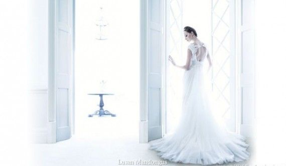 2010 Lusan Mandongus Wedding Dress Picture 2