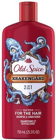 Old Spice 2-In-1 Mens Shampoo & Conditioner Krakengard