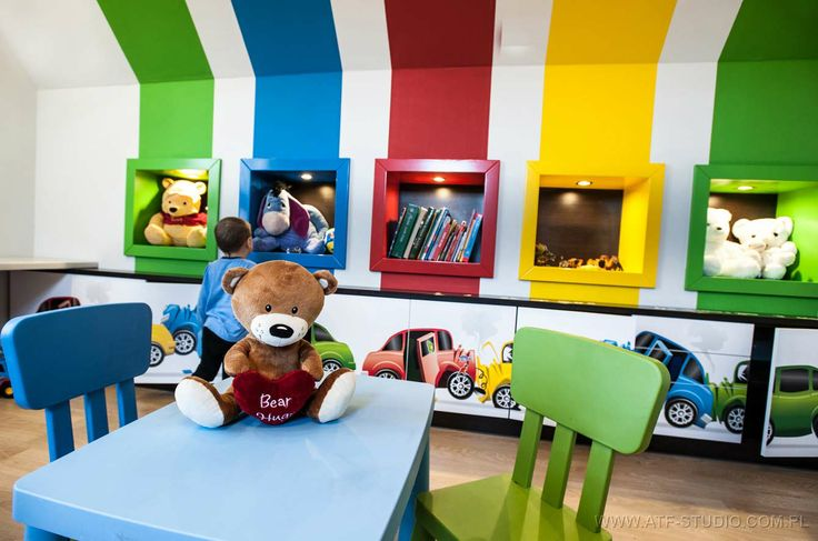 Fotografia wnętrz, pokój dla dziecka