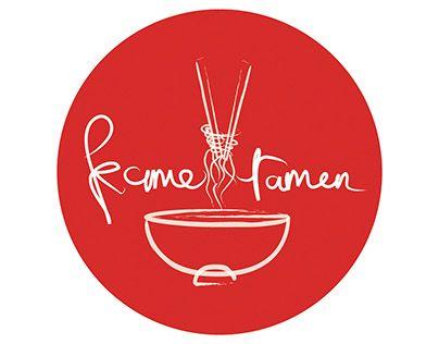 "Check out new work on my @Behance portfolio: ""KAMERAMEN"" http://be.net/gallery/33590629/KAMERAMEN"