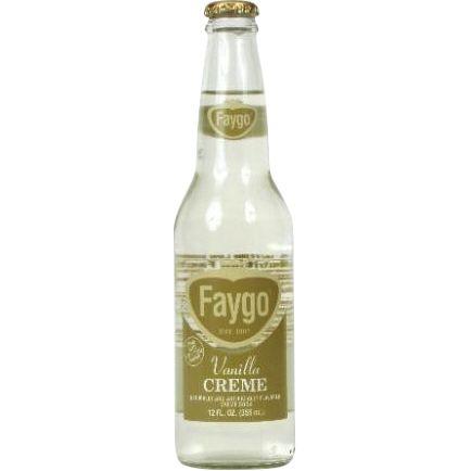 Faygo Vanilla Cream Soda   Retro Candy, Glass Bottle Sodas ...