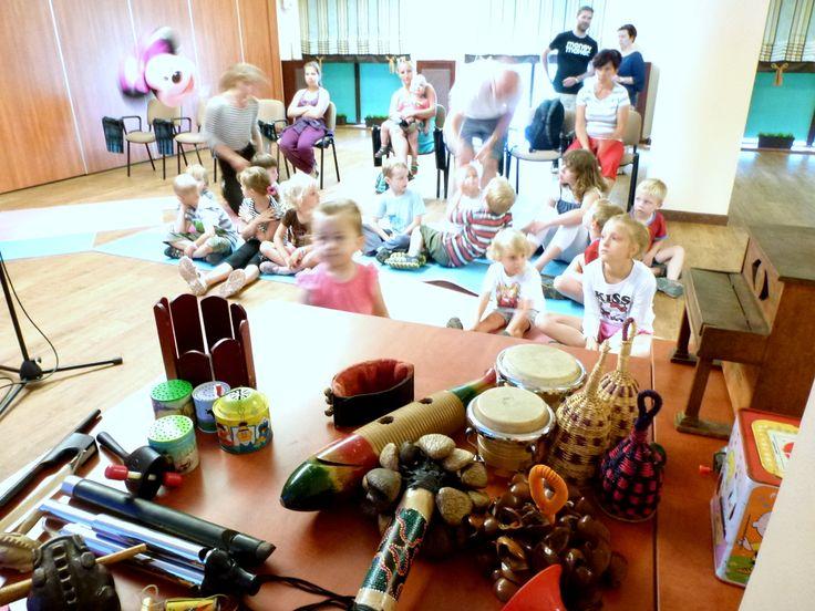 Małe instrumenty w Wierchomli www.wierchomla.com.pl