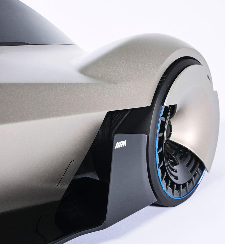 BMW M H2R FutureVision: Fakultät für Design der Hochschule München
