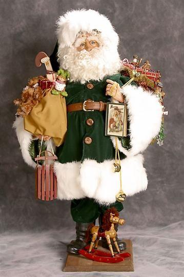 Irish santa claus pinterest legends and