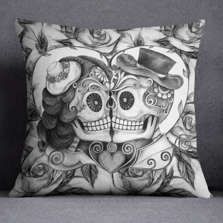 sugar skulls #9