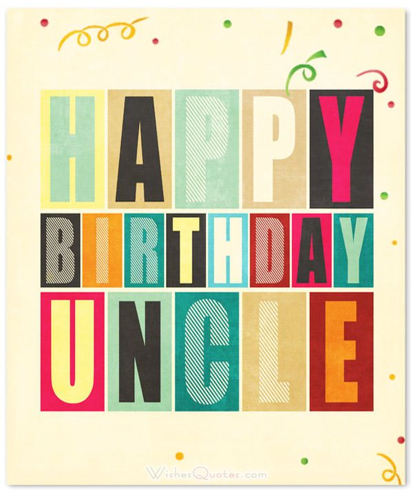 #BirthdayWishes #Uncle