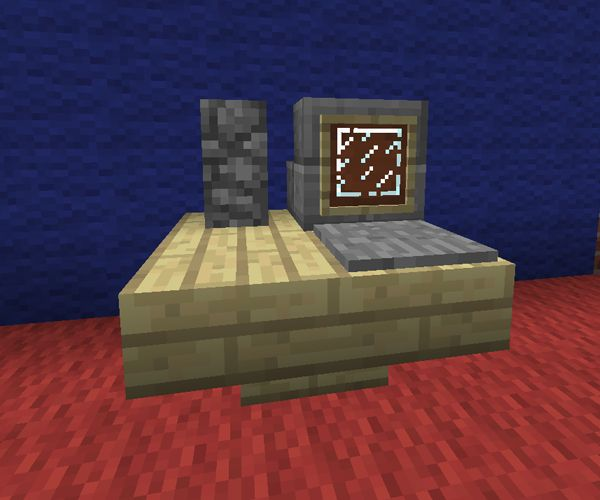 67 Best Images About Minecraft Furniture On Pinterest