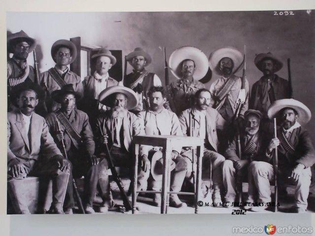 Fotos de Ciudad Juárez, Chihuahua, México: MUSEO DE LA REVOLUCION  (MUREF)