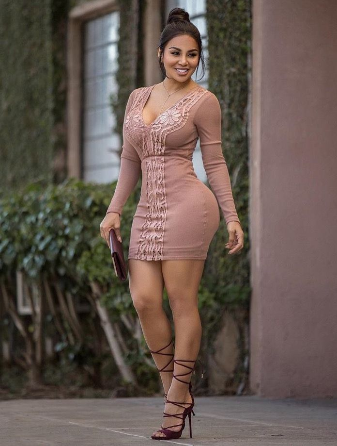 Gorgeous In Tight Dresses  E2 8b 86 Buzzy Boom