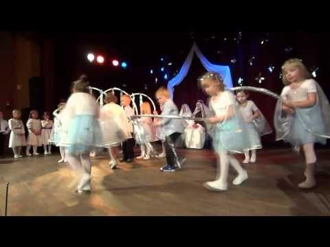 Widowisko muzyczne jasełka 2014 Ryki Przedszkole nr.5 - YouTube