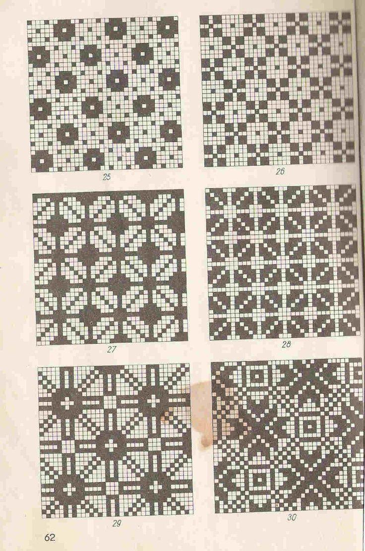 Estonian patterns