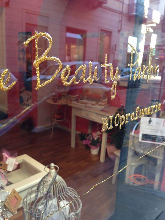 The Beauty Parlor Bioprofumeria Torino www.thebeautyparlor.it