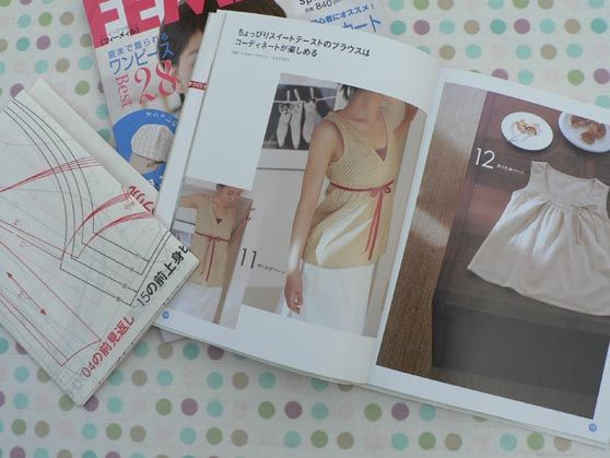 Getting started with Japanese sewing patterns | clothes-press  Awesome resource if you want to sew japanese!!!  Start here!!!
