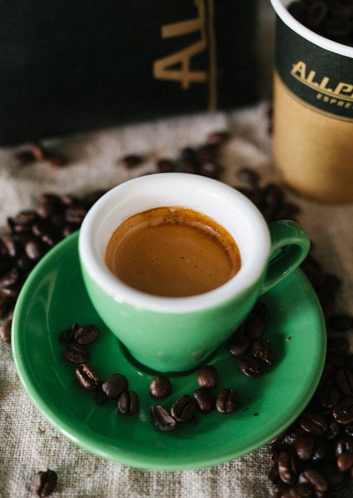 Freshly brewed - ALLPRESS coffees