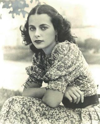 """""""Scandals of Classic Hollywood: The Ecstasy of Hedy Lamarr"""" Her invention made bluetooth and wifi possible, but she was often dismissed as a pretty face."""