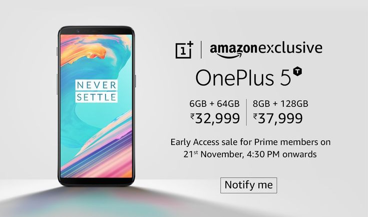 Gadgets News-OnePlus 5T Launched @32999, All Specifications OnePlus 5T Launched @32999, All Specifications. At a special event in New York, OnePlus 5T was launched. It was live streamed across