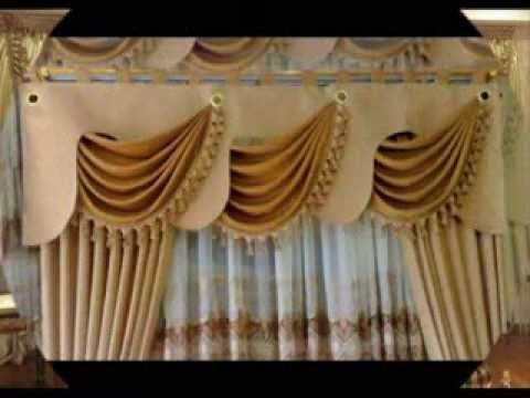 Perde Modelleri13 Cortinas Curtain Gorden Tirai