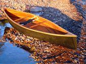 Canoe Plans - Northwest passage