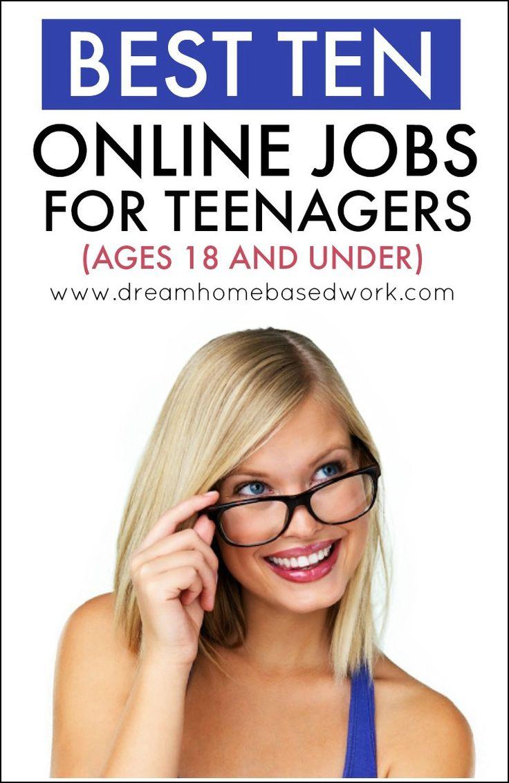 teenage jobs