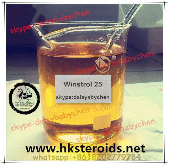 Winstrol 25mg/ml (skype:daisybabychen),Oral Steroids