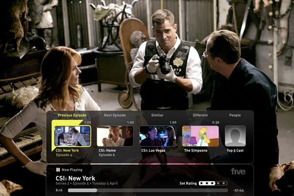 IPtv by Dominic Quigley, via Behance