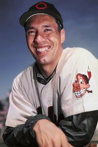 Bob Feller - Baseball Hall of Fame member; pitcher for the Cleveland Indians in the 1930s, '40s and '50s.