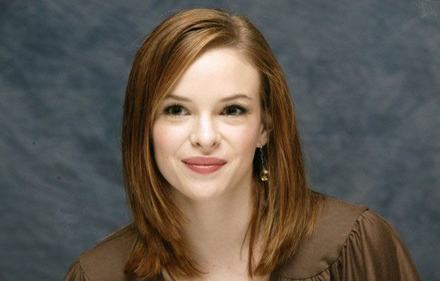 American actress Danielle Panabaker...