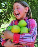 The famous #AppleHill of El Dorado County. Let children blossom with nature. #Visit El Dorado County