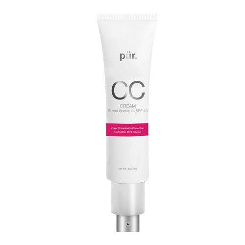 Beauty Review: Pür Mineral's CC Cream. CC Cream