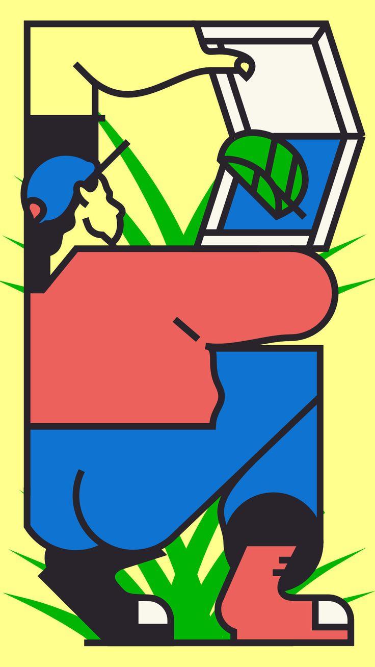 Editorial Illustrations on Behance