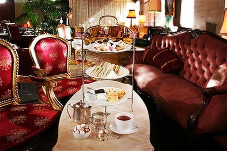 How wonderful! We bring you Sydney's best high tea covered!