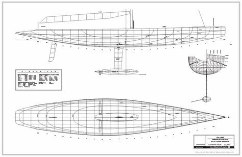 12m America's Cup - modernized with new keel layout | Drawings of ships | Boat, Boat plans, Boat ...