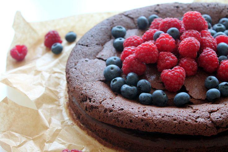 Sophie's Dahl Chocolate Cake